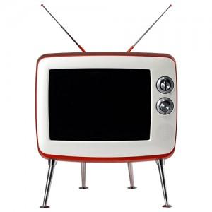 Se eu tivesse uma TV seria uma assim, da